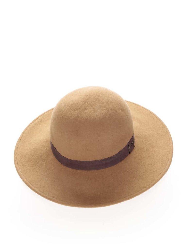 Hnědý klobouk Roxy Love