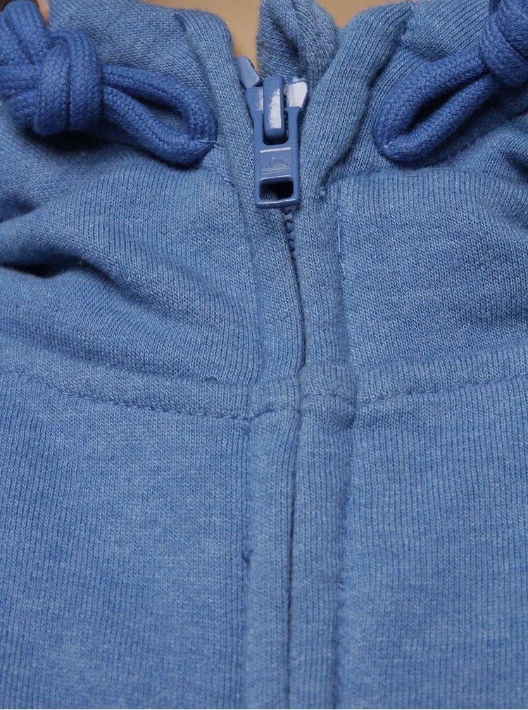 Hanorac albastru Quiksilver pentru băieți