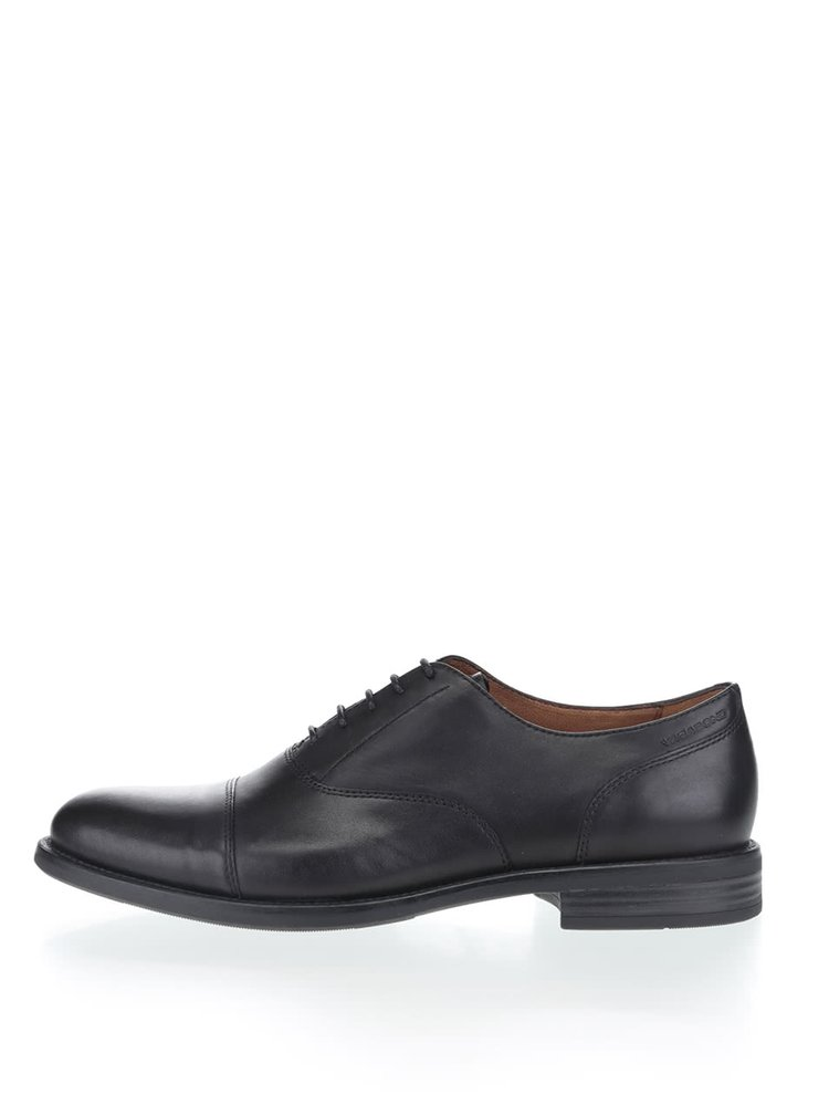 Pantofi negri cu șiret Vagabond Salvatore