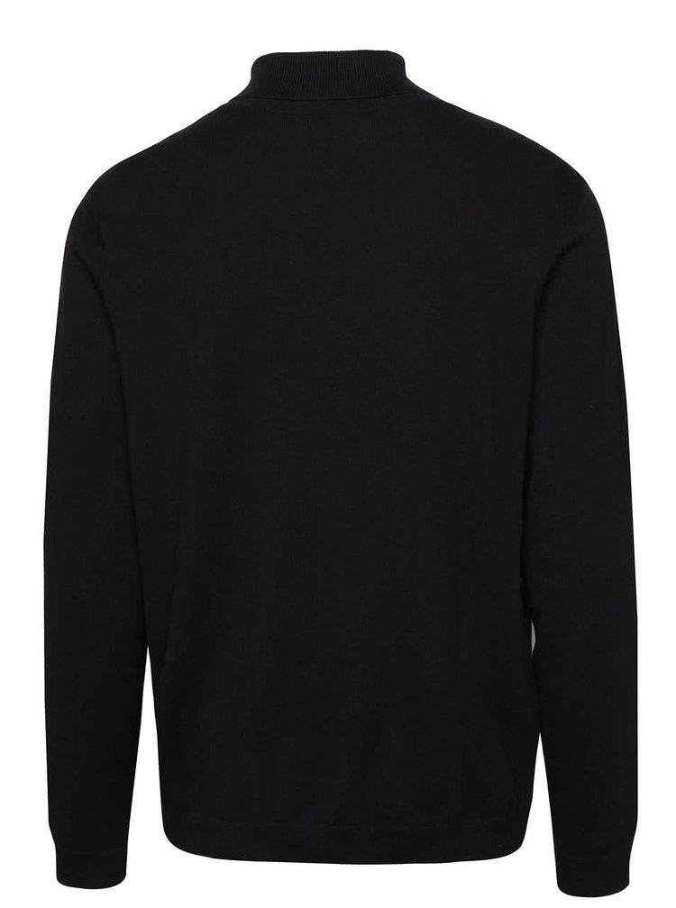 Helancă neagră Burton Menswear London