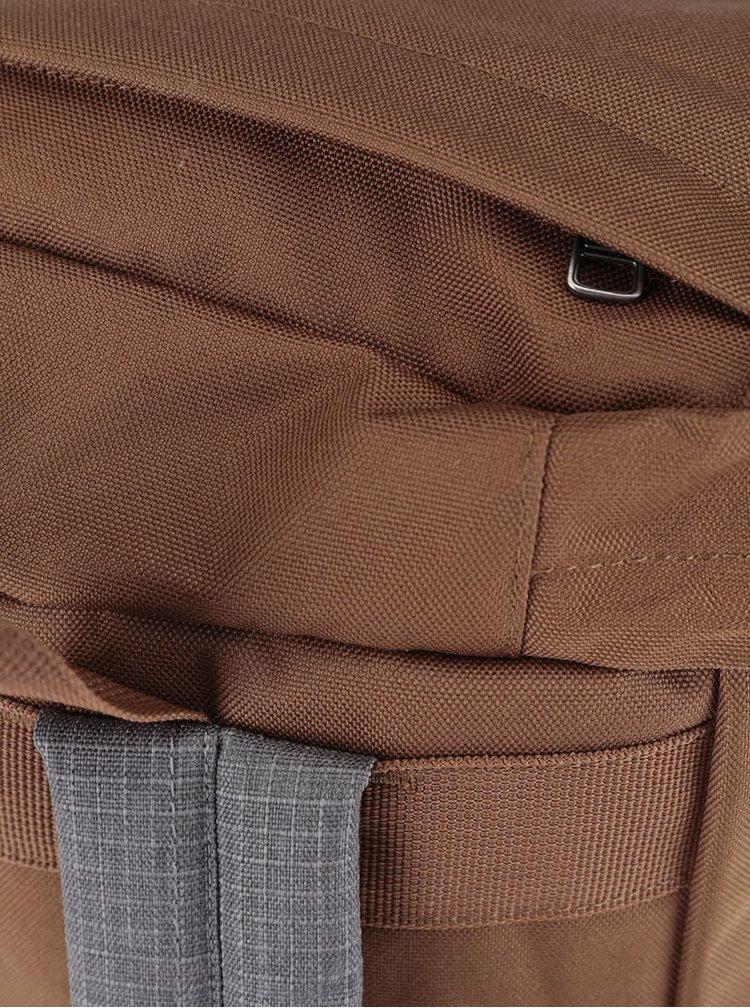 Hnedý pánsky batoh Quiksilver Rucksack