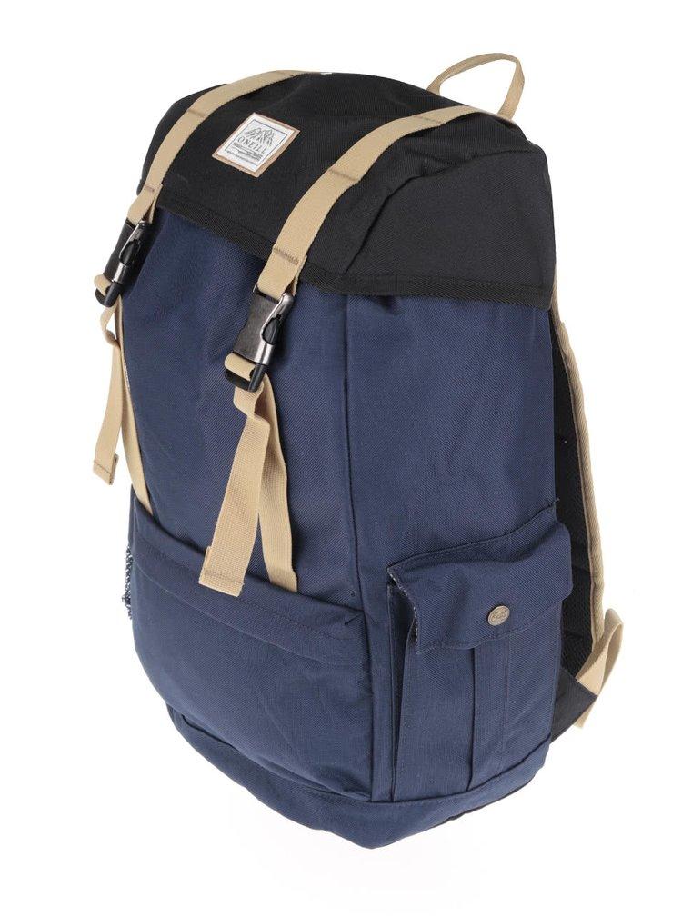 Černo-modrý batoh O'Neill Wilderness