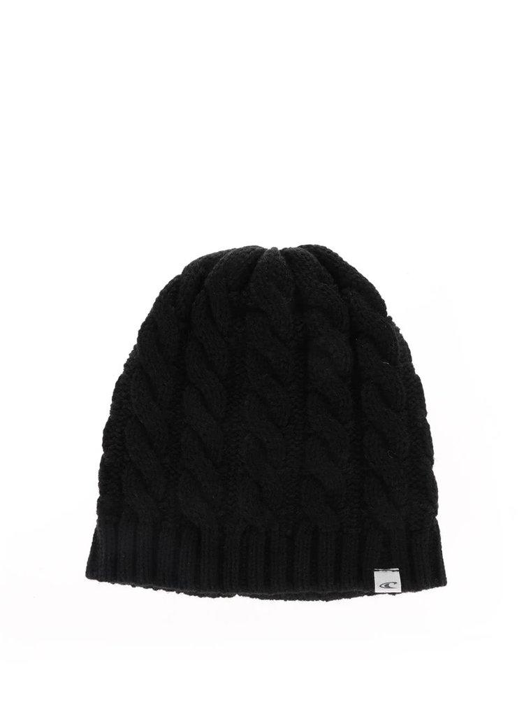 Čierna dámska čapica O'Neill Classic