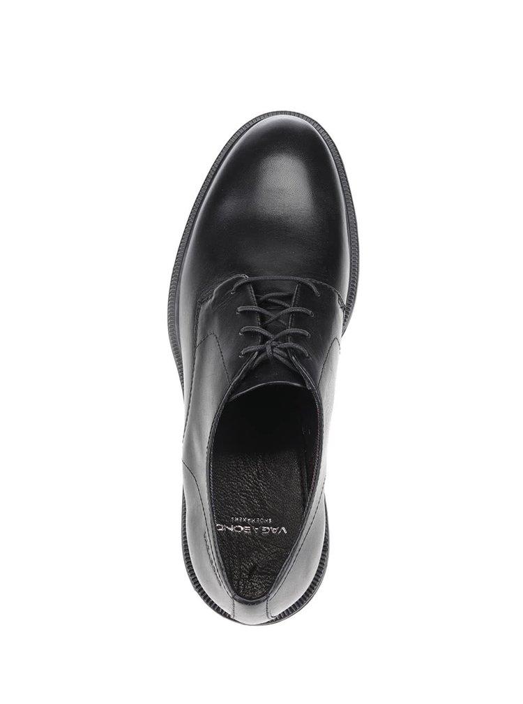 Pantofi negri Vagabond Iza din piele