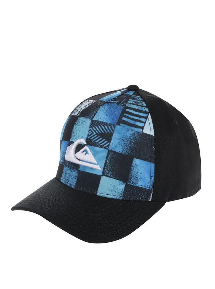 Sapca albastru-negru Pintails Quiksilver pentru baieti