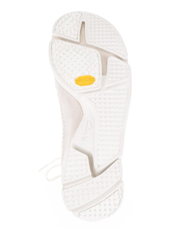 Pantofi sport crem Clarks Trigenic Flex pentru barbati