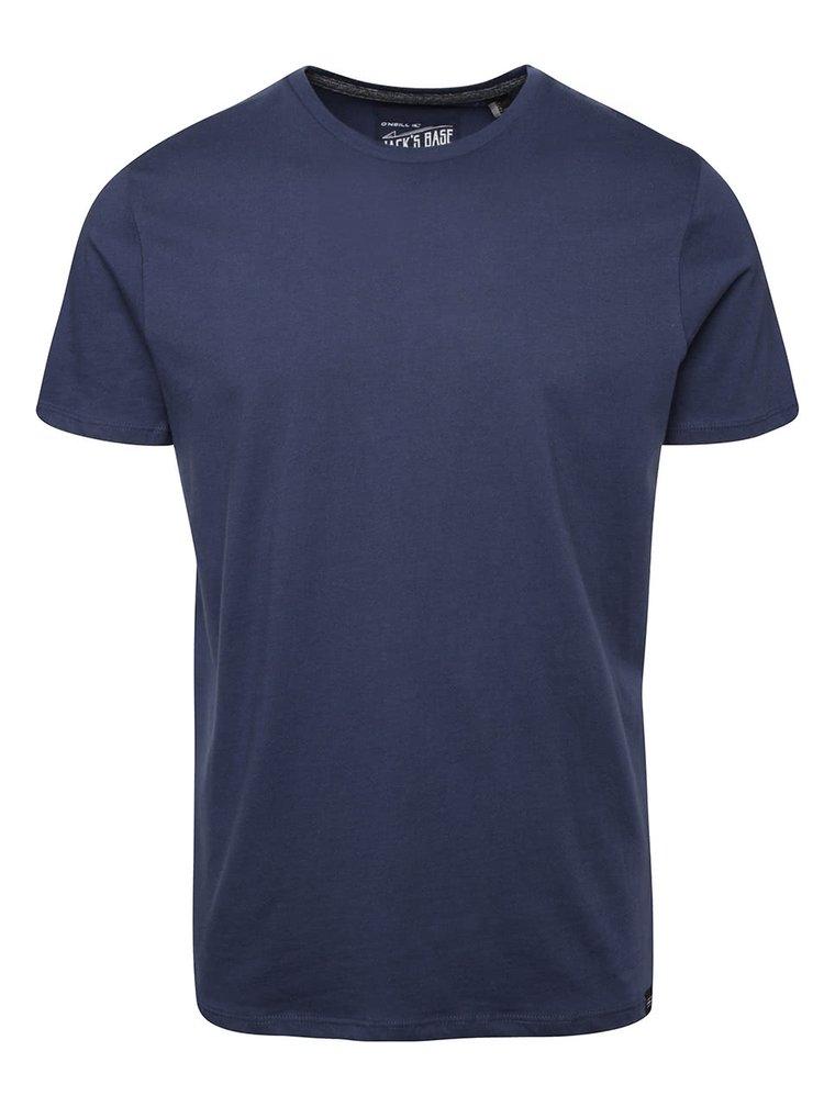 Modré pánske slim fit tričko O´Neill Jack´s base