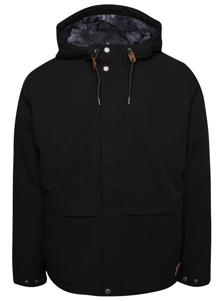Černá pánská bunda O'Neill Foray