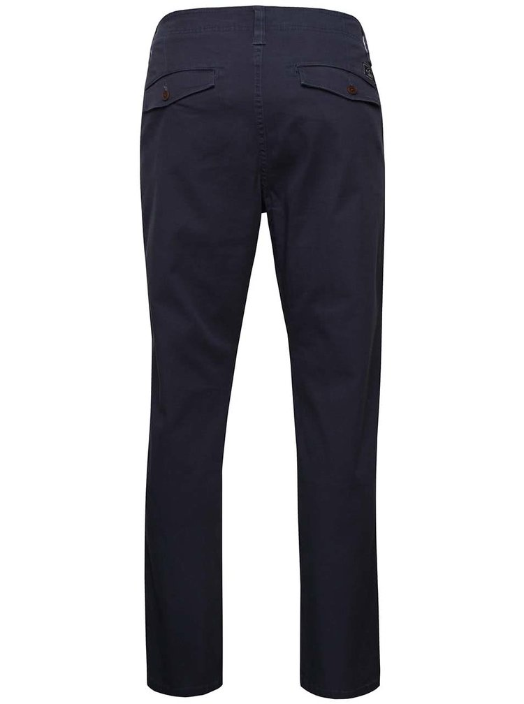 Pantaloni chino bleumarin Rip Curl A Frame