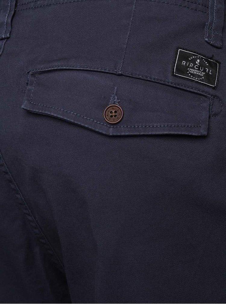 Tmavě modré pánské kalhoty Rip Curl A Frame