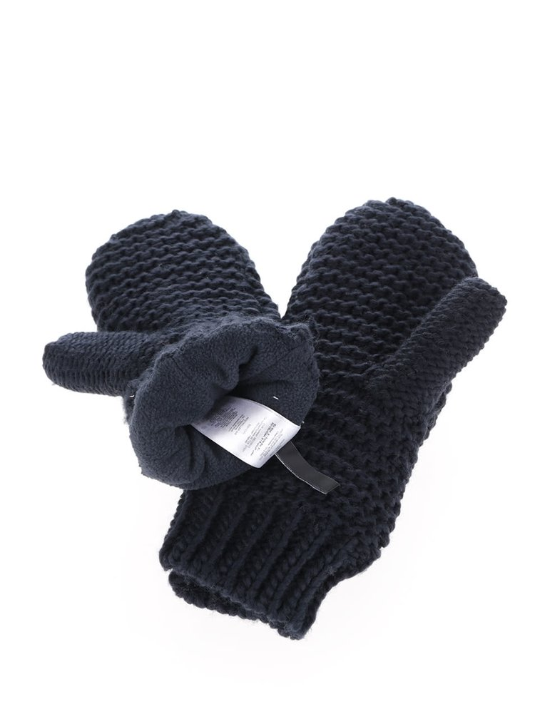 Mănuși ONLY Othilde albastru închis