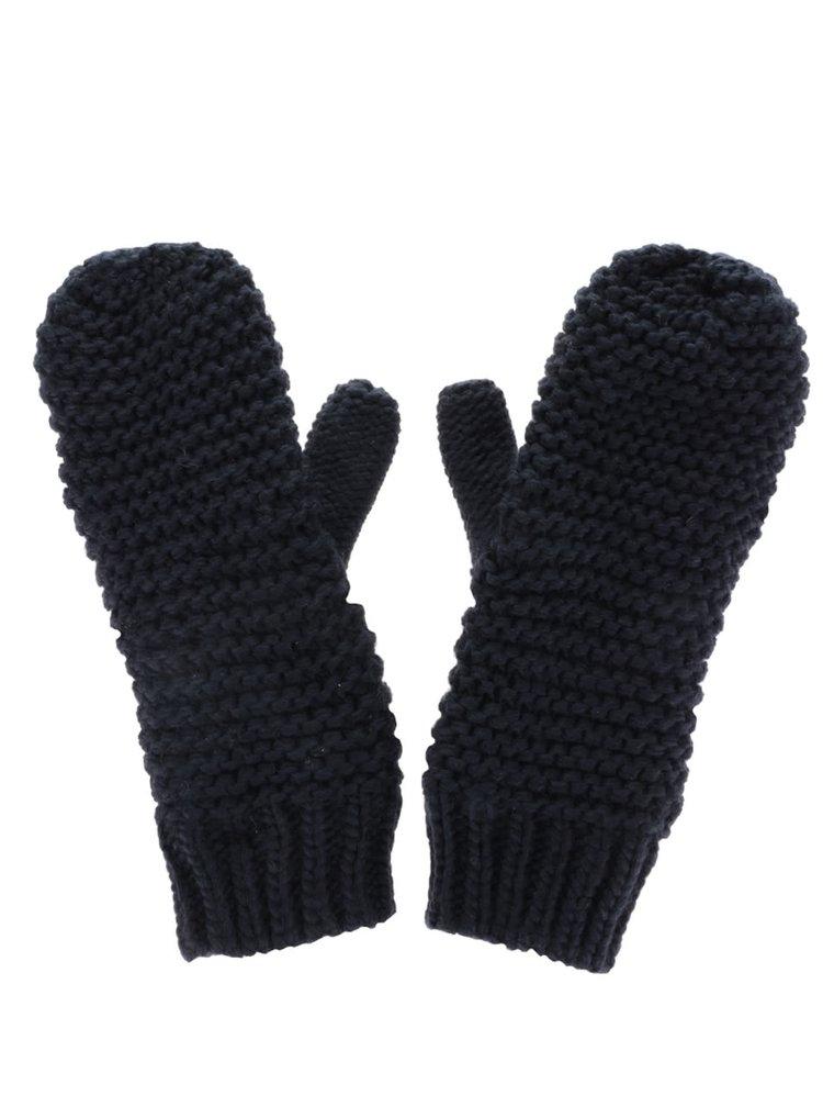 Tmavomodré rukavice ONLY Othilde