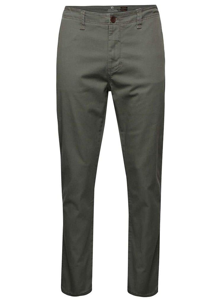 Svetlozelené pánske nohavice Rip Curl A Frame