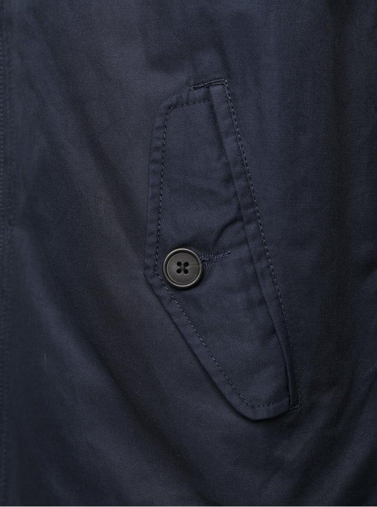 Jachetă albastră Burton Menswear London
