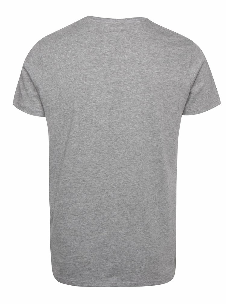 Tricou slim fit O'Neill Jack's base gri
