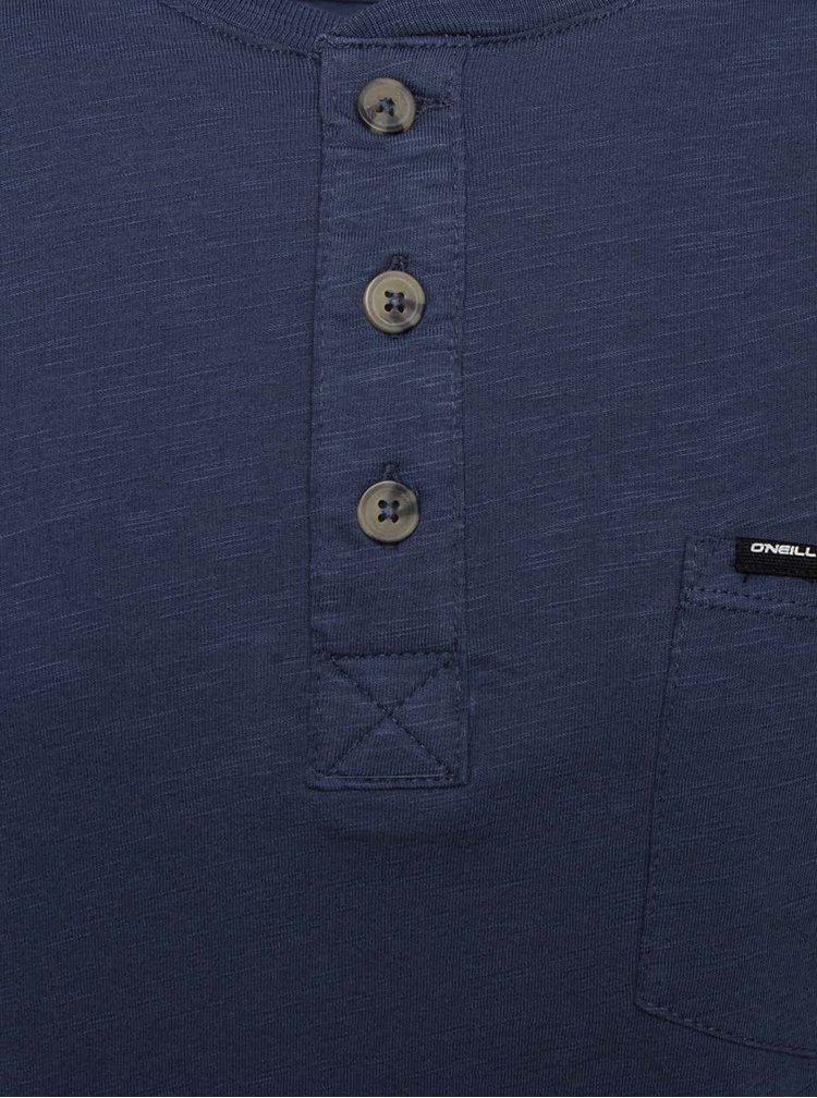 Bluză albastră O'Neill Henley