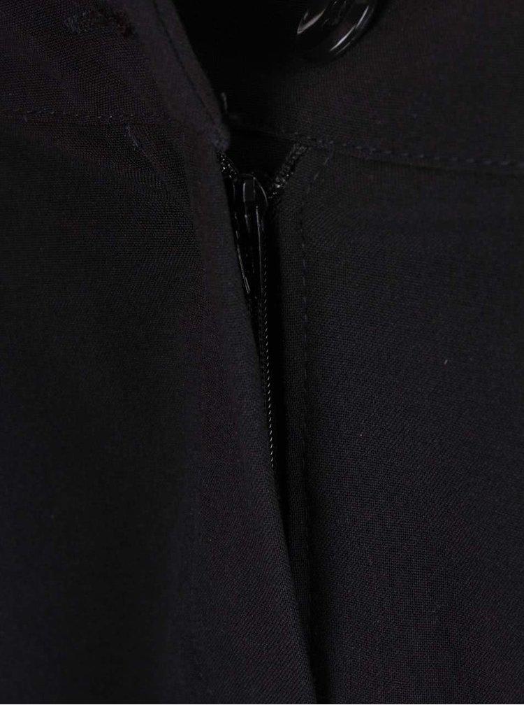 Černé formální kalhoty Alchymi Itha
