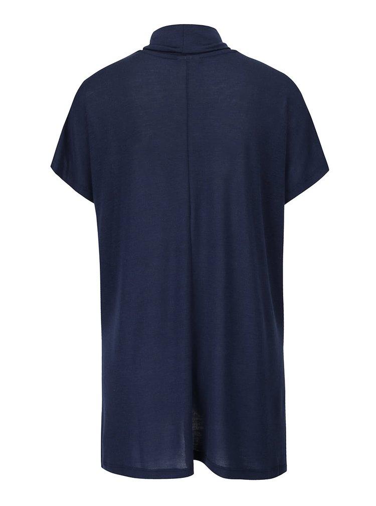 Tricou albastru VERO MODA Born Essie