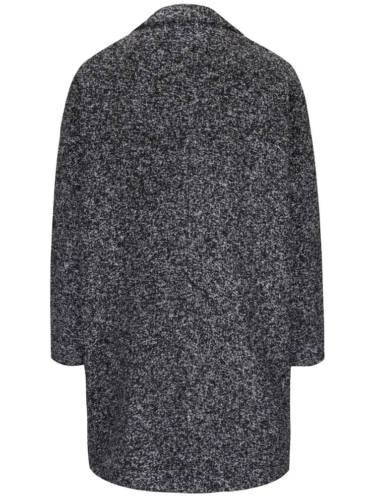 Tmavě šedý kabát Desires Gea