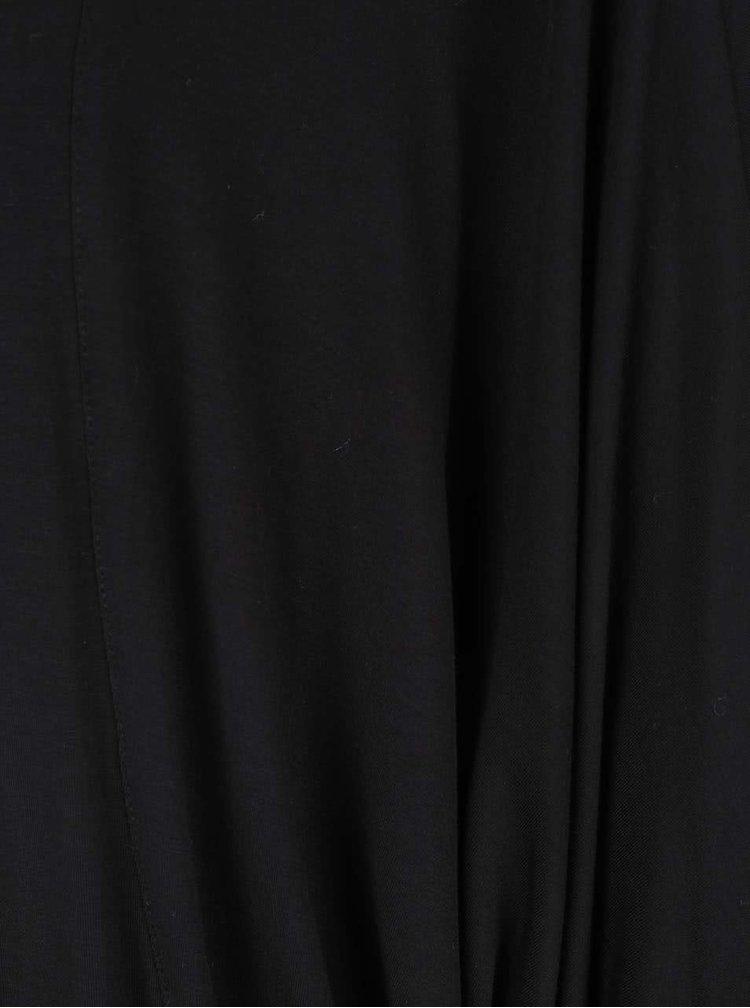 Černo-bílý dámský kardigan PEP Freja
