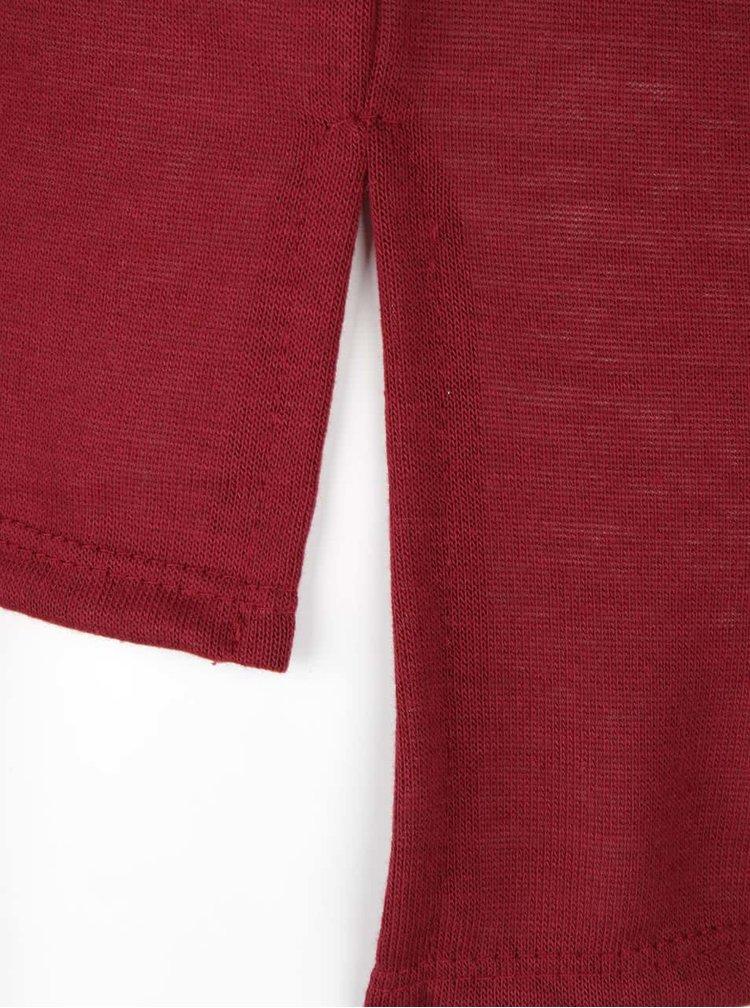 Bluză vișinie Haily´s Kira