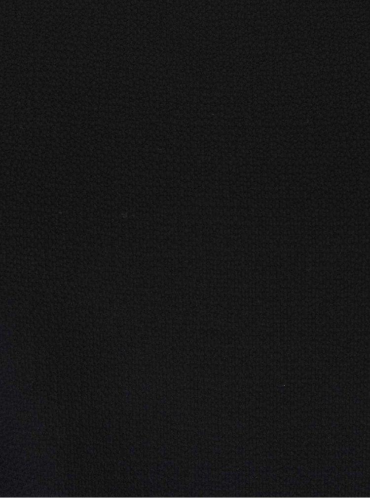 Černá halenka s uzlem Haily´s Michelle