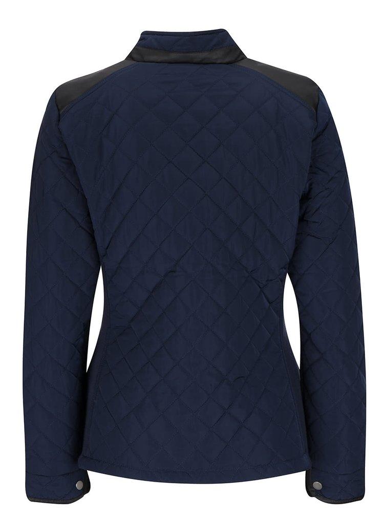 Modrá dámská prošívaná bunda PEP Sabina