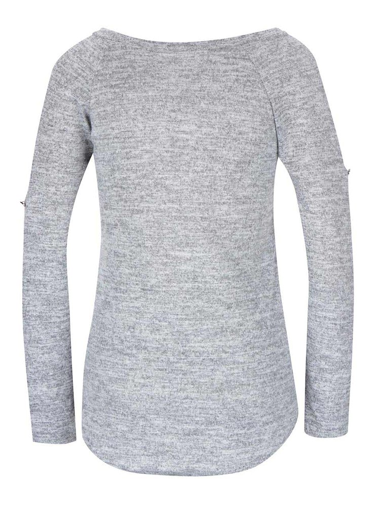 Bluza gri Haily´s Bonnie cu model