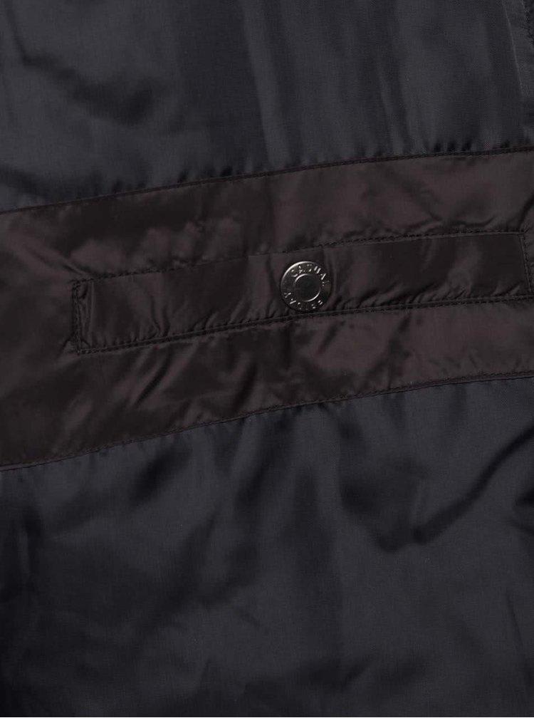 Černá pánská prošívaná bunda Casual Friday