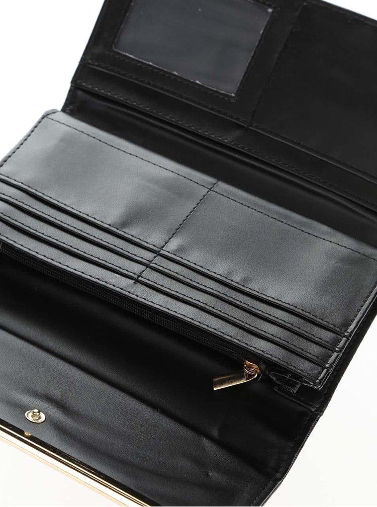 Černá peněženka Haily´s Carola