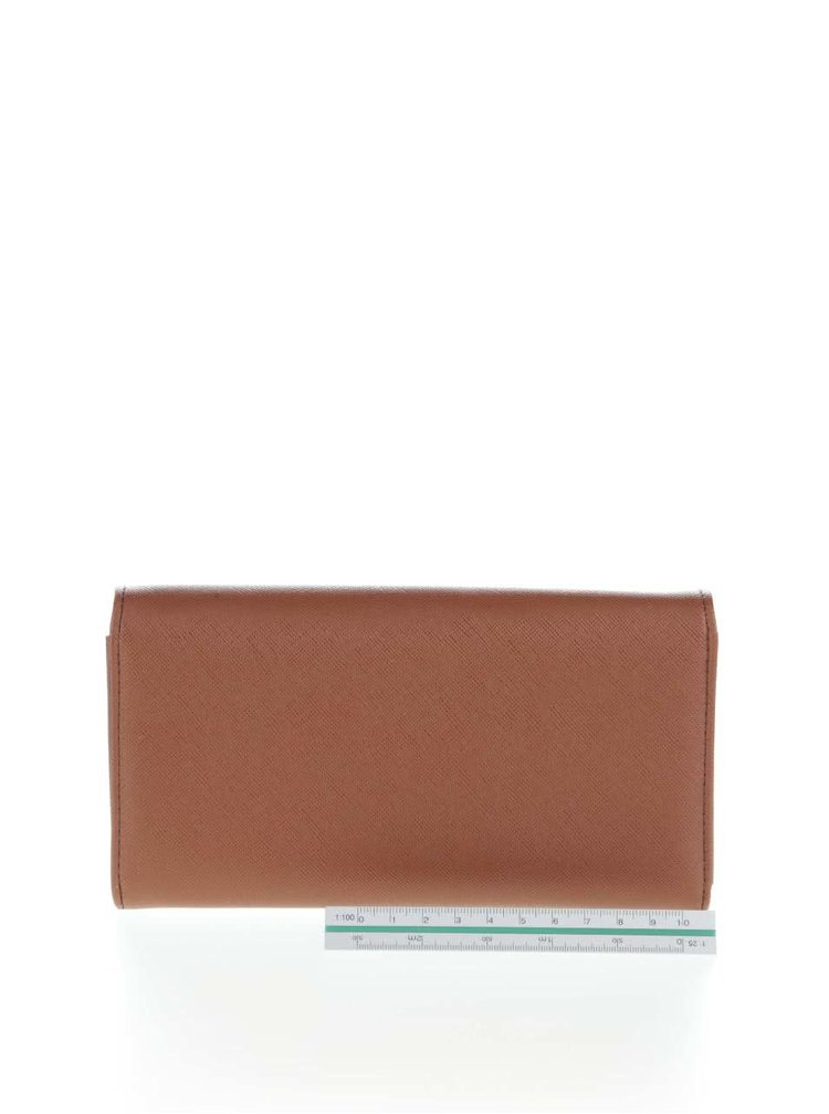 Hnědá peněženka Haily´s Carola