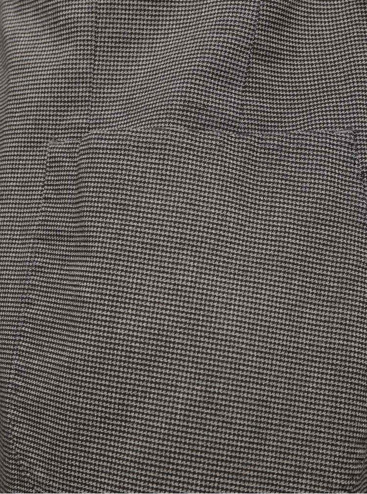Černo-šedý pánský blejzr s.Oliver