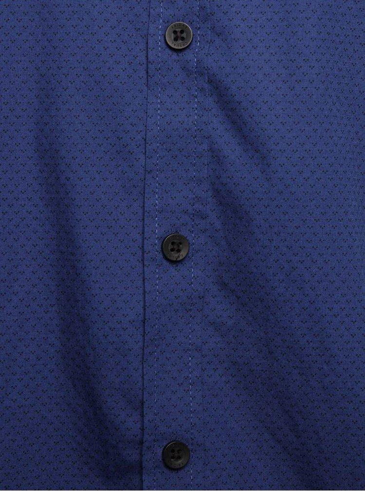 Modrá  pánská košile Casual Friday