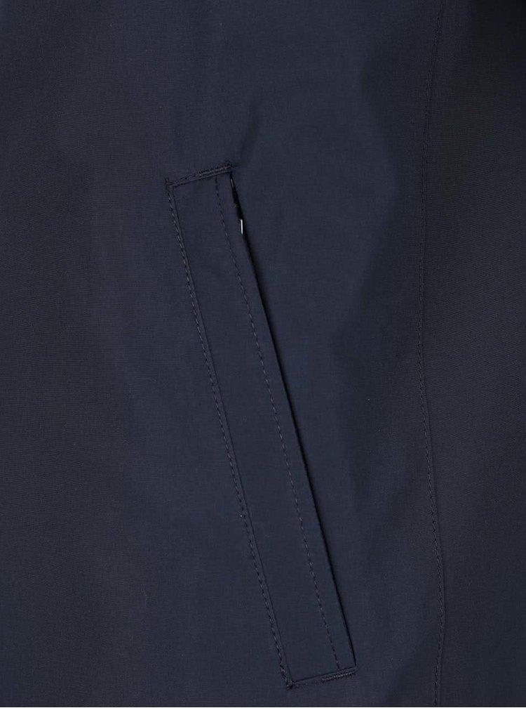 Jachetă albastră bugatti pentru bărbați
