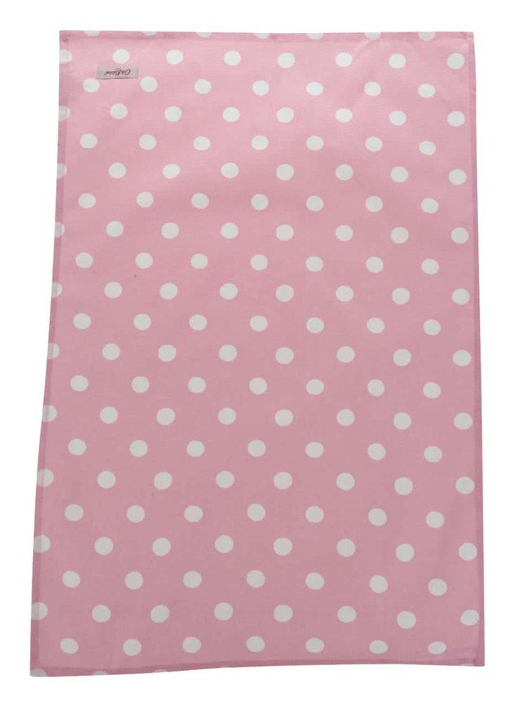 Súprava dvoch utierok s potlačou v modrej a ružovej farbe Cath Kidston