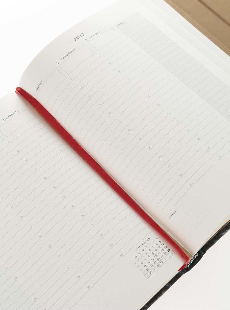 Agenda Paperblanks Monet LettertoMorisot Ultra 2017