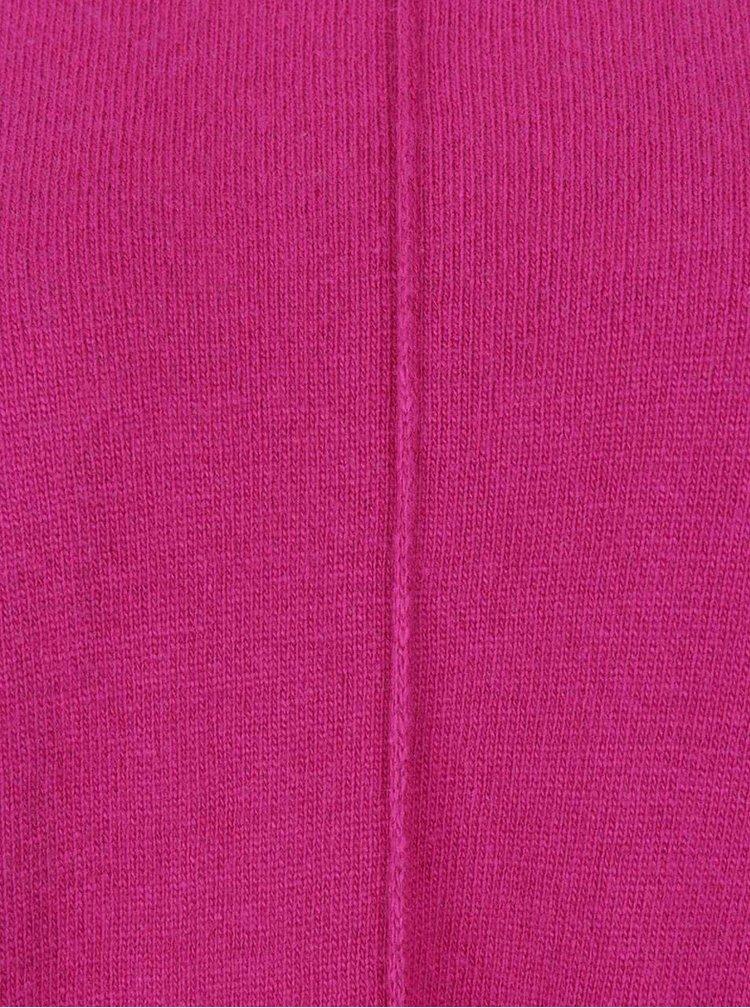 Růžový dámský dlouhý svetr Tom Joule Emma