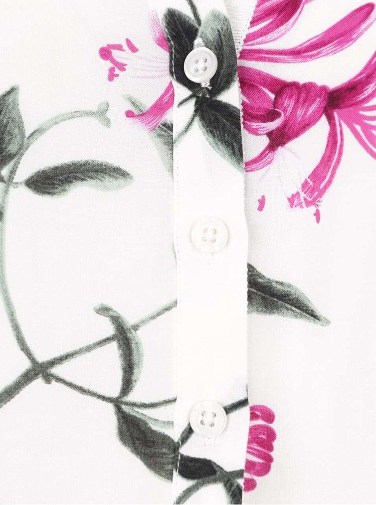Krémová dámská květovaná halenka Tom Joule Rosamund