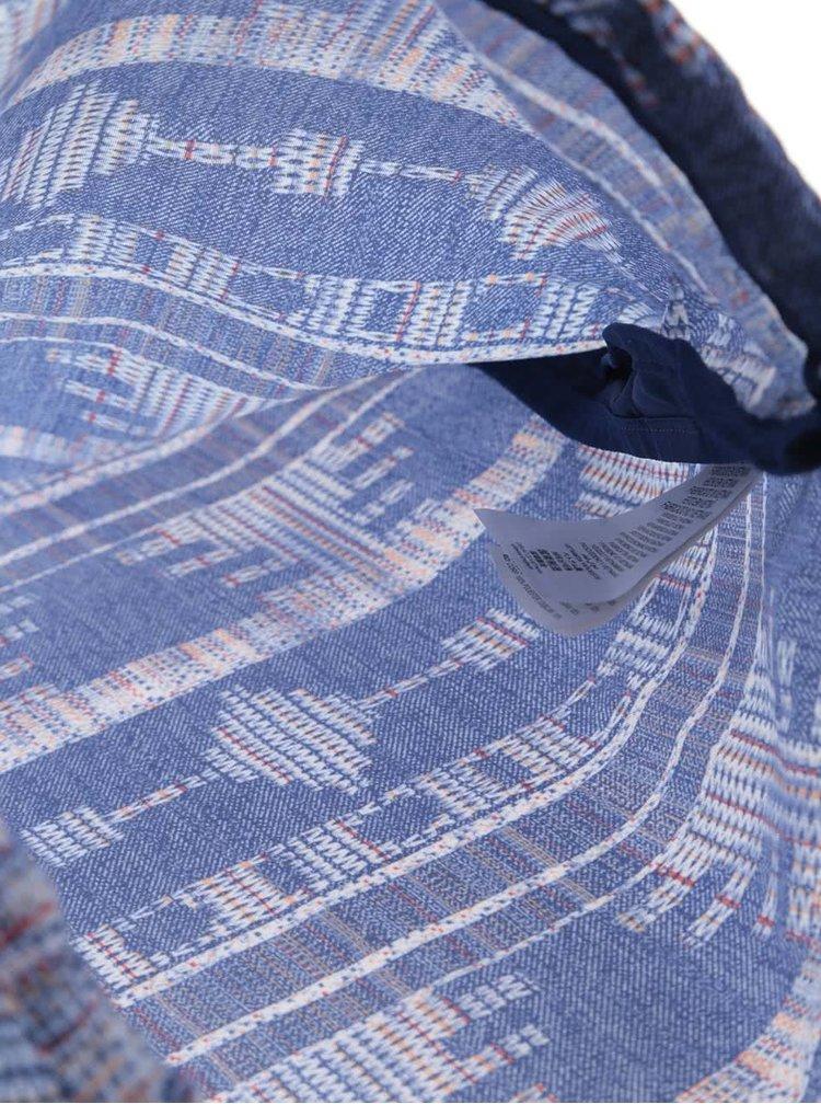 Modrý vzorovaný vak Roxy Light