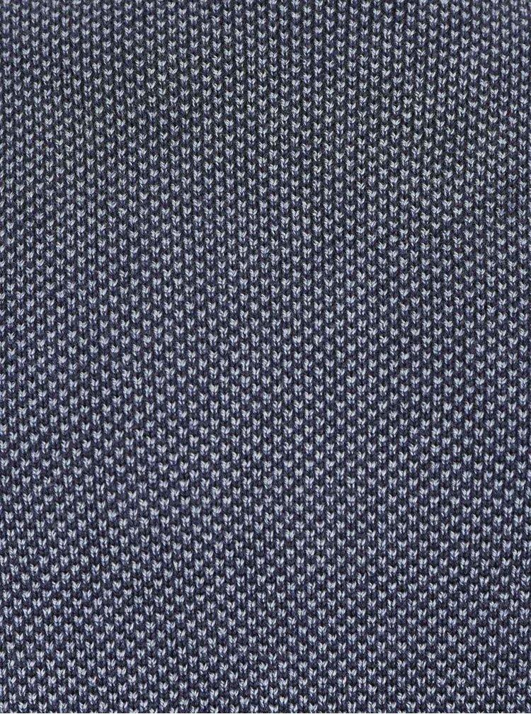 Tmavě modrý svetr Selected Homme Acid