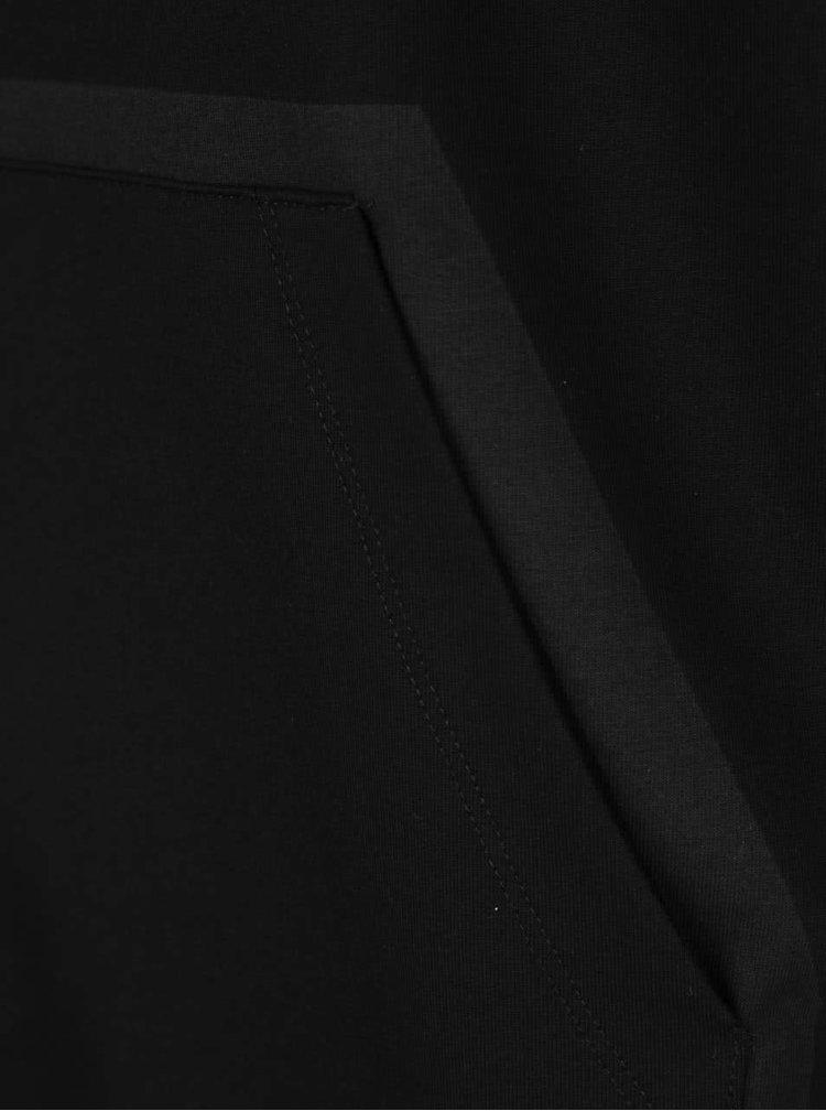 Hanorac negru Jack & Jones Wallen