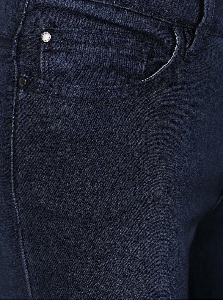 Tmavě modré elastické džíny Haily´s Chiara