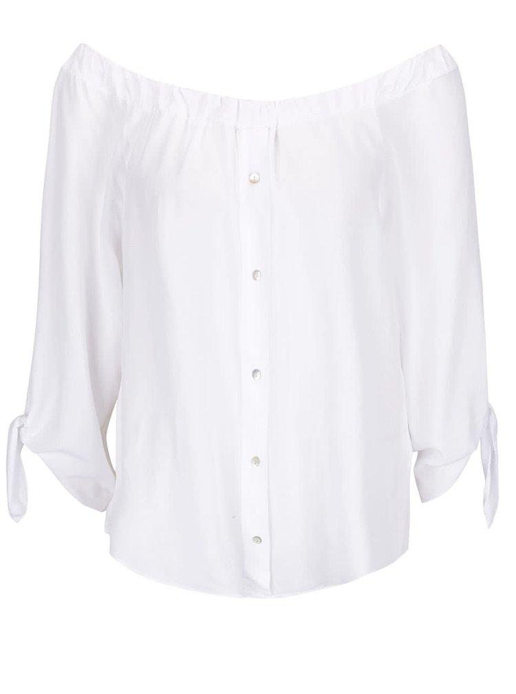 Biely voľný top Haily´s Anette