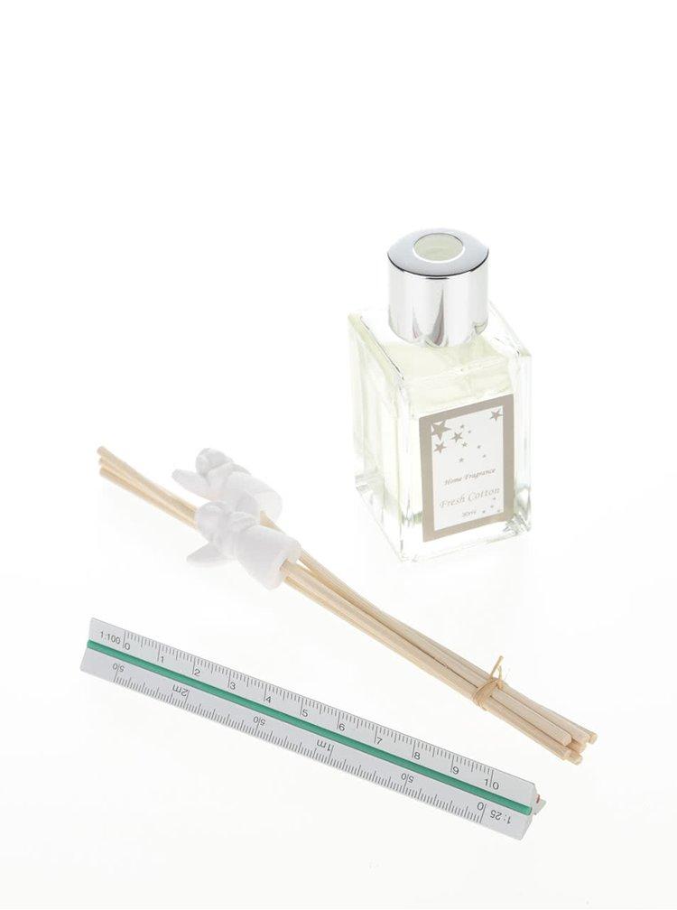 Set betisoare parfumate Dakls cu arome de bumbac
