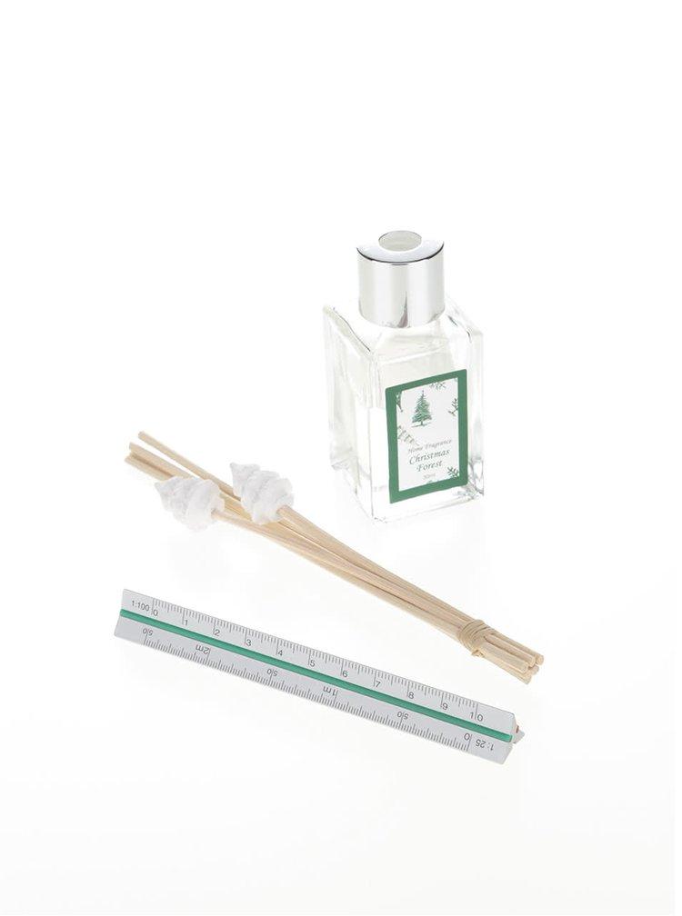 Set bețișoare parfumate Dakls cu arome de Crăciun