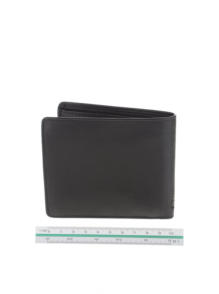 Černá pánská kožená peněženka bugatti Sempre