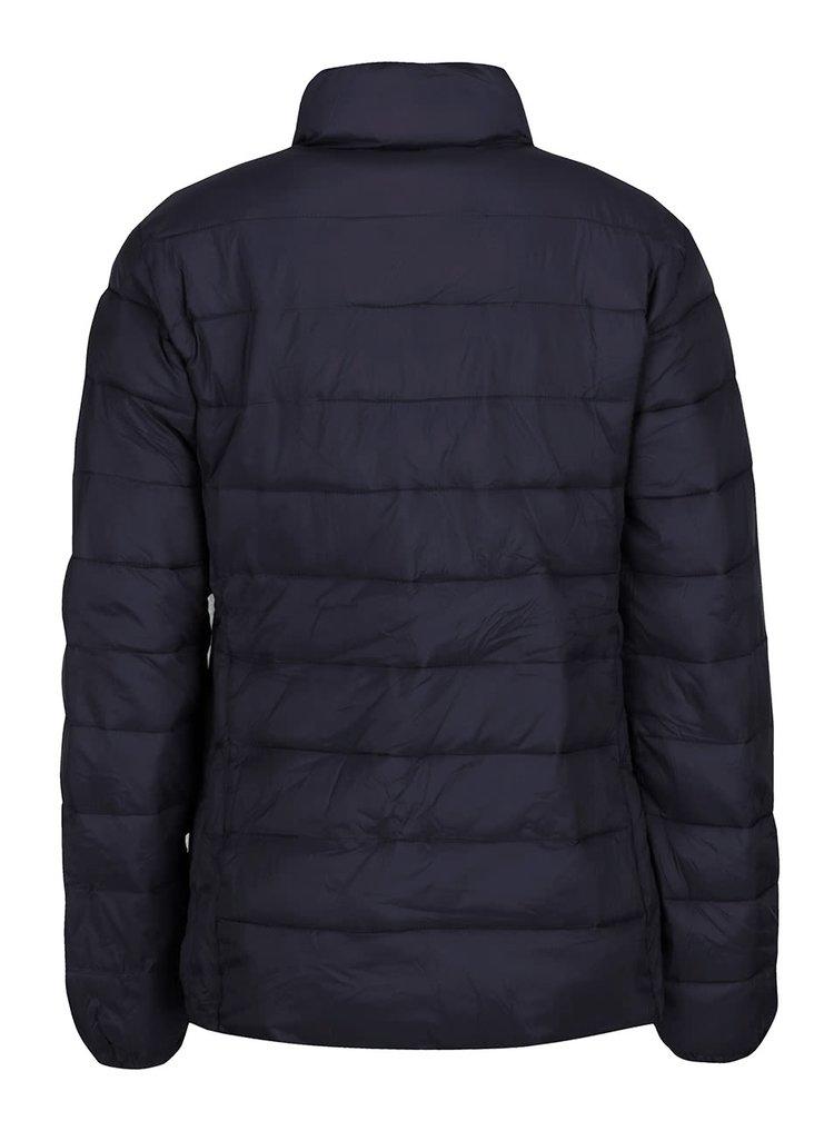 Tmavě modrá prošívaná bunda Ibix b.young