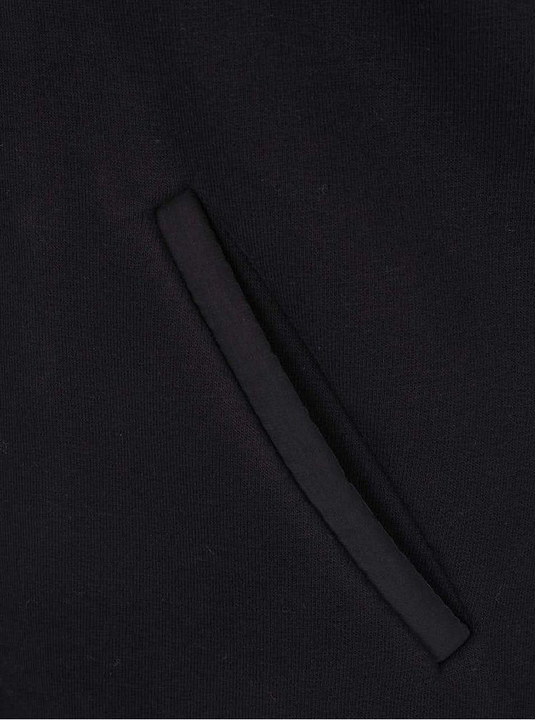 Jachetă bomber neagră Maison Scotch
