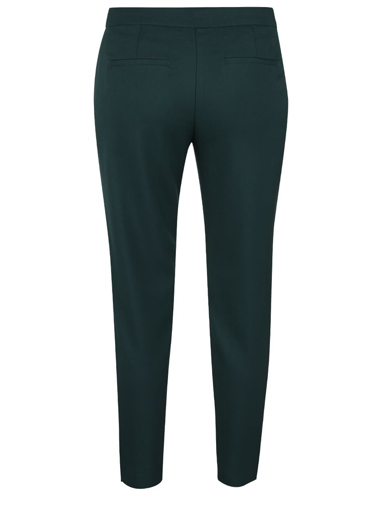 Pantaloni verde închis VILA
