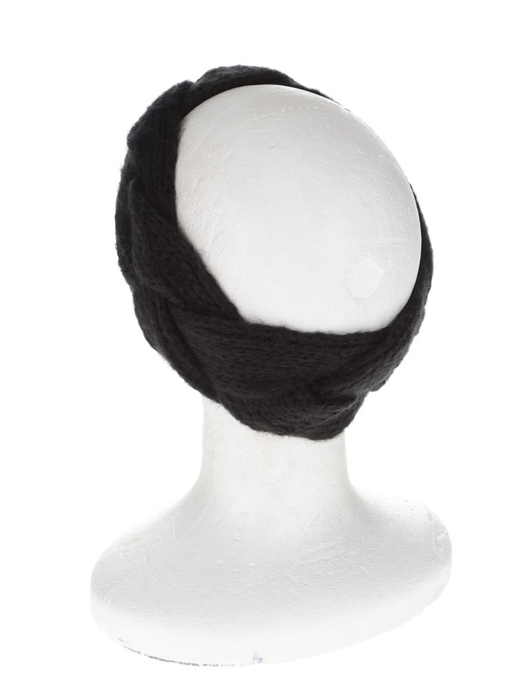 Černá čelenka ONLY Othea